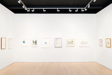 David Hockney: Early Drawings