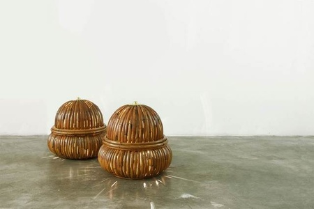 Table Lamps 'Bamboo' (Pair)