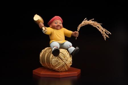 Hounen-Daikoku-doji/ 豊年 大黒童子