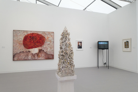 Stevenson, Cape Town and Johannesburg at Frieze London 2016