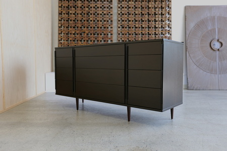 12-Drawer Dresser by Edward Wormley for Dunbar