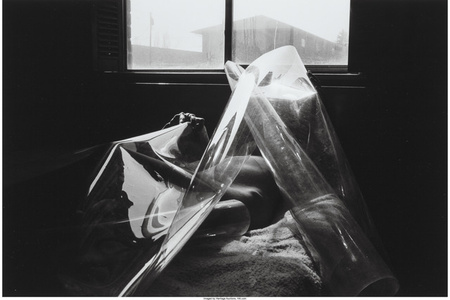 Six photographs from the Plastic Love-Dream series
