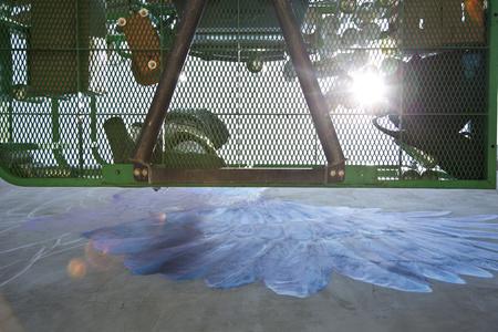 Louis Masai Blue Bird G2 Gallery Venice California