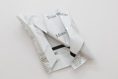 Minima Moralia (Theodor Adorno)