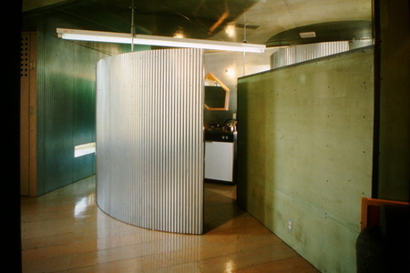The Jade Garden/Artists' Apartment (Collaboration with David Ireland for Washington Project for the Arts)