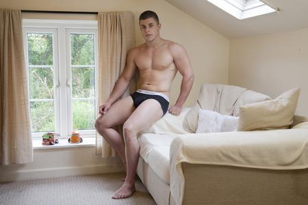 Jason, 19 Years Old, Body Builder.