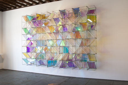 Dichroic Glass Field 2016