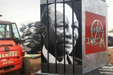 Nelson Mandela - I Have A Dream