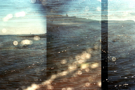 Transitory Space, Nova Scotia, Canada, McNab's Island Dots # 56