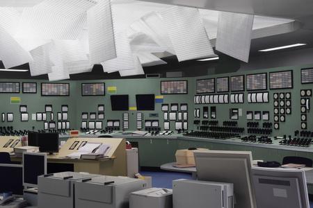 Kontrollraum / Control Room