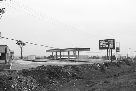 26 Used to be Gasoline Stations (Salida a Puebla 1, México DF)