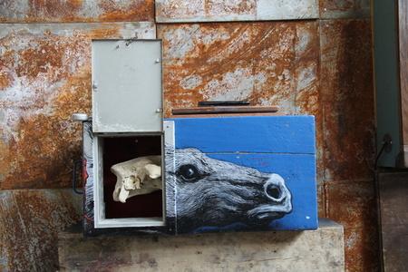 Newcastle Horse