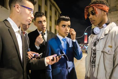 The Gang of Casablanca