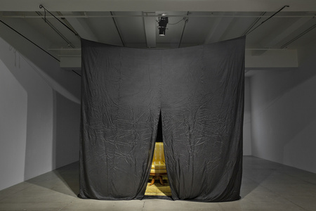 Marcel Broodthaers and James Lee Byars