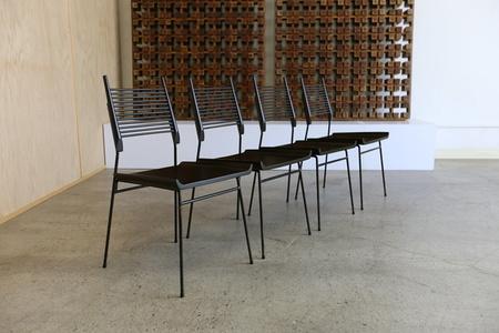 Shovel Chairs by Paul McCobb