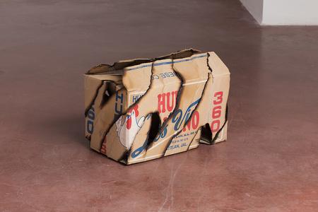 Untitled (Caja de Huevos)