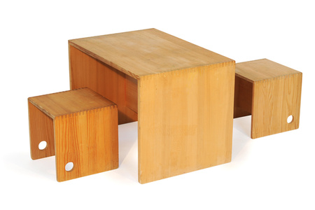 Tripolino Table & stools