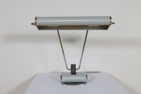 French Table Lamp, by Jumo-Eileen Gray, France