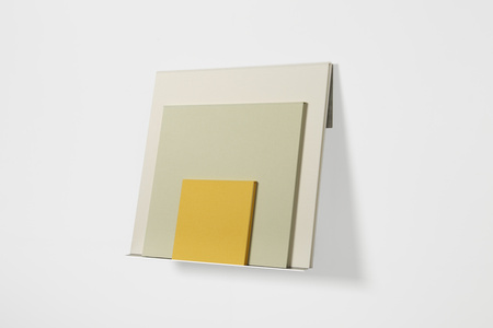 Not Abstract (Yellow), 2