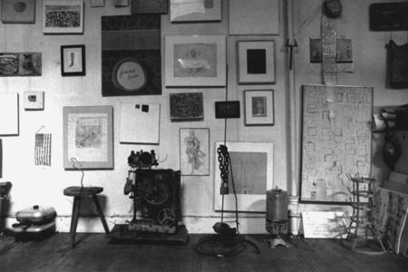 Studio di Robert Rauschenberg, New York