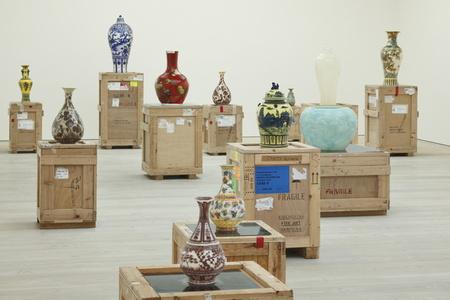 Translation – Vase Series