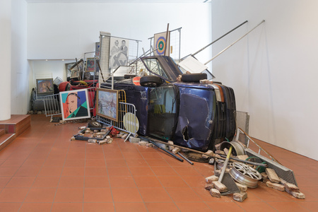 Bakunins Barrikade