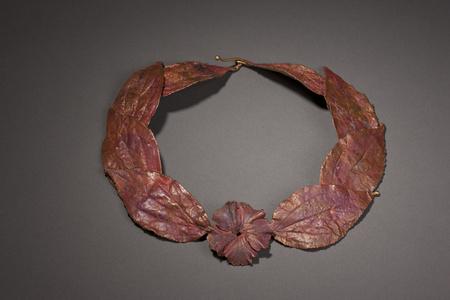 Seringa et Fleur necklace