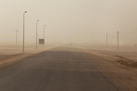 Untitled (road to Zagora)