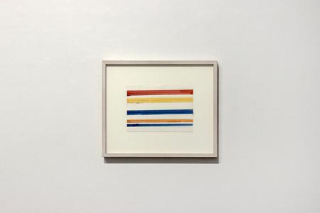 Streifenbild (Striped Picture)