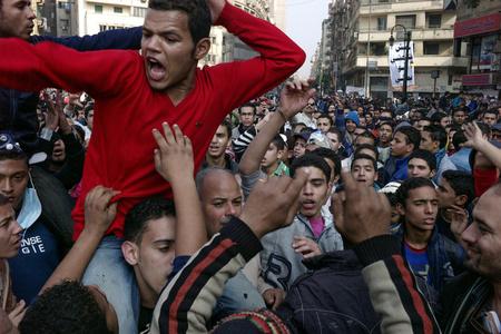 Uprising, Cairo, Egypt