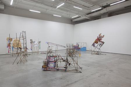 Hua-shan-qiang—Su Yu-Hsien Solo Exhibition
