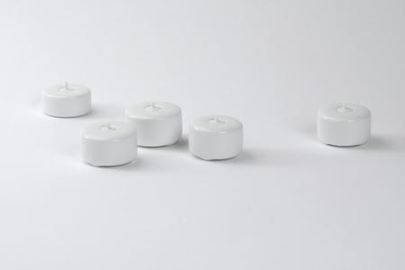 White stone series