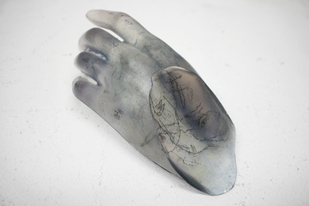 Hand map IV