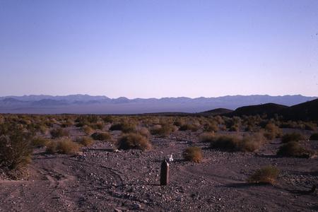 Inert Gas Helium Mojave Desert