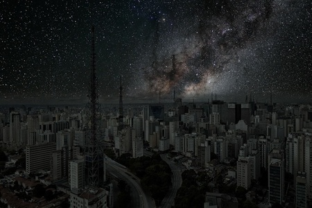 Sao Paulo 23° 33' 22' S 2011-06-05 lst 11:44