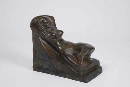 Anticipation (Reclining Figure), 3/6