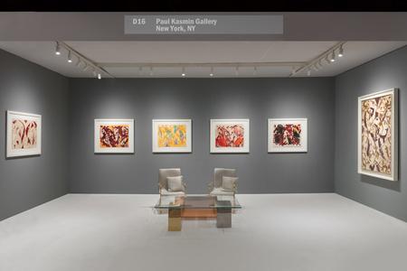 Paul Kasmin Gallery at ADAA: The Art Show 2017