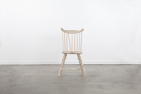 Comb-Back Side Chair