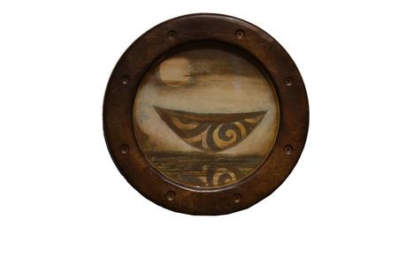 Canoe of Hope Island