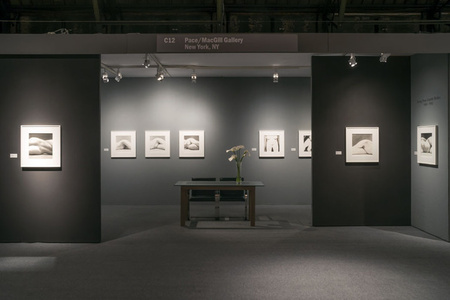 Pace/MacGill Gallery at ADAA The Art Show 2014