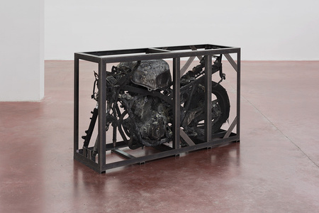 Untitled (Burnt CBF500)
