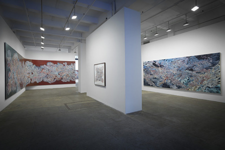Emilio Perez : Footprints on the Ceiling