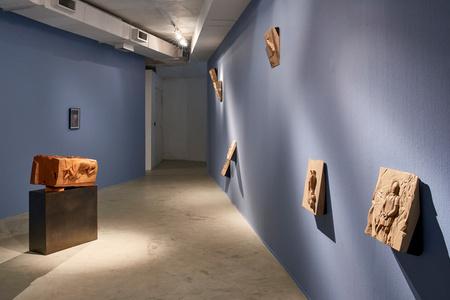 Clive van den Berg: A Pile of Stones