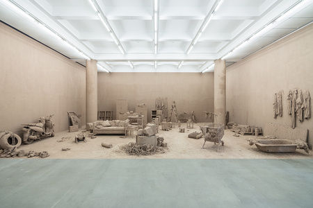 Chen Zhen: Without going to New York and Paris, life could be internationalized