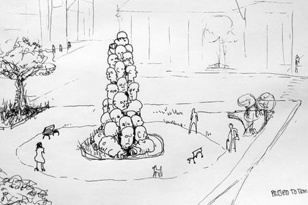 Projeto Totem Cabeça