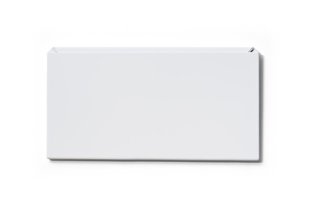 "Folded Flat ""Brieferl"" White"