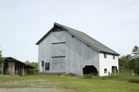 White Barn, Maine