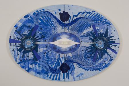 LHC Blue