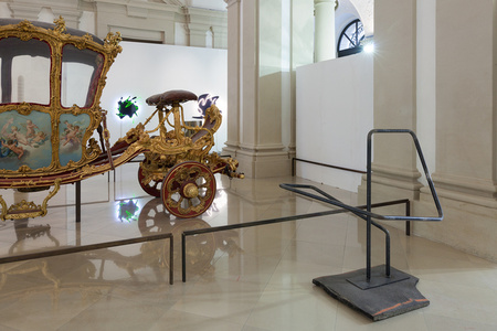Galerie nächst St. Stephan Rosemarie Schwarzwälder at Art Austria 2017