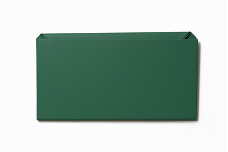 "Folded Flat ""Brieferl"" Green"
